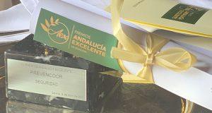 Premio Andalucía Excelente 2020 - Seguridad